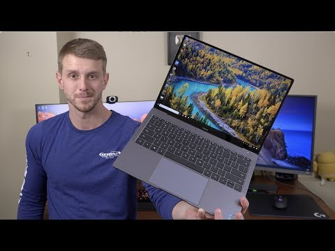 Huawei MateBook X Pro Top 5 Features!