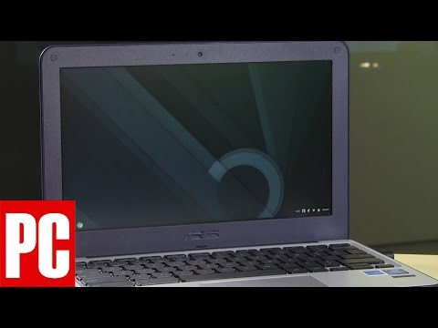 Asus Chromebook C202SA-YS02 Review