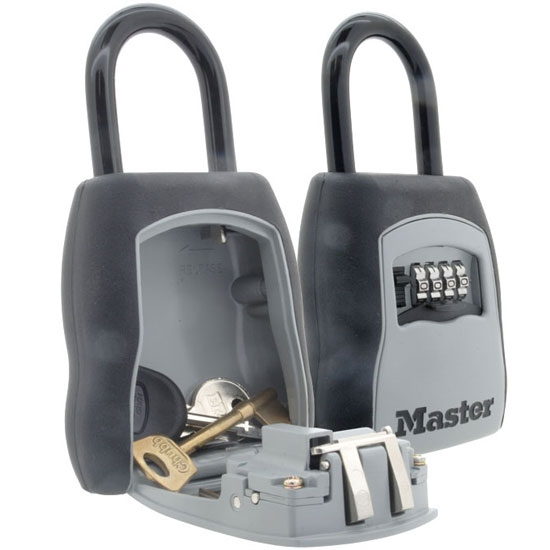 master lock lockbox internal space