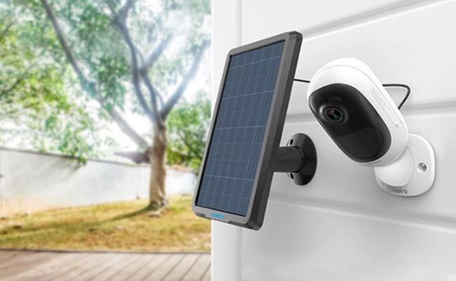 Best Solar Powered Security Cameras
