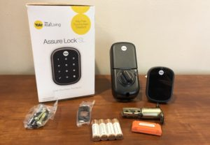 Yale assure best door lock